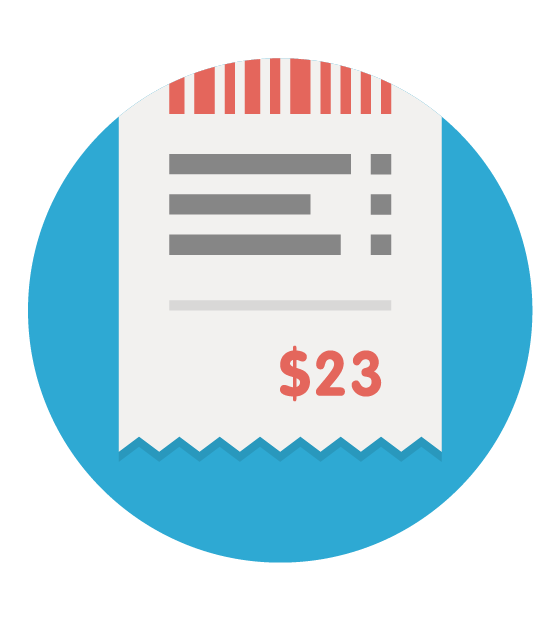 Registrar una factura de un trimestre anterior